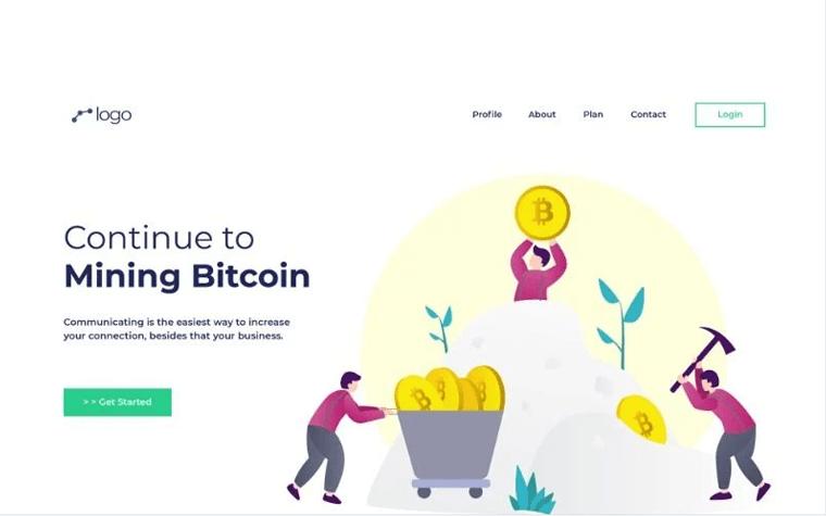 ILP 11 Mining Bitcoin Illustration