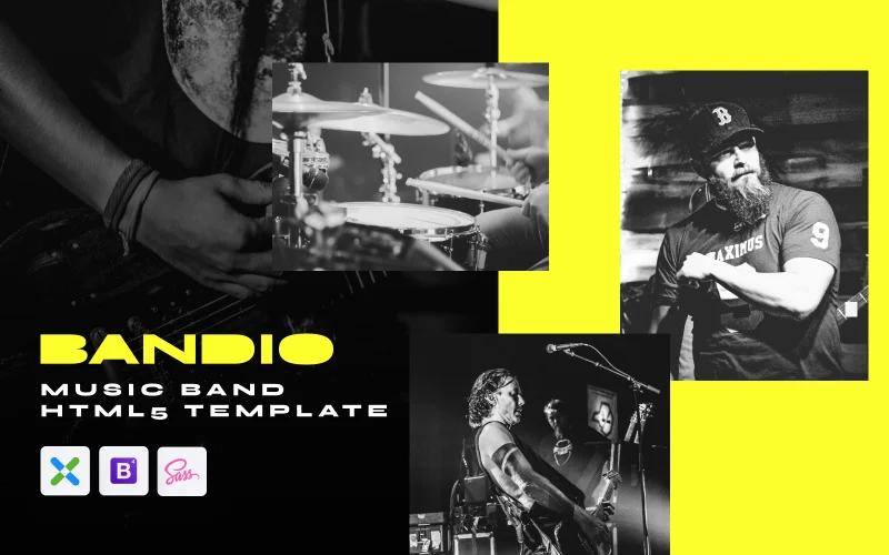 bandio-modern-html5-music-and-band-website-template