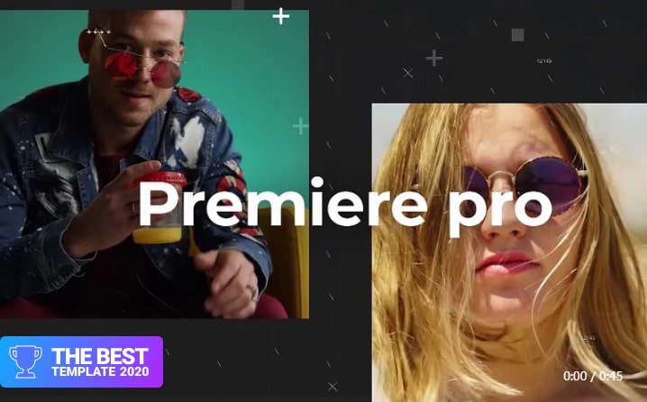 Hyped Promo Premiere Pro Template best digital products