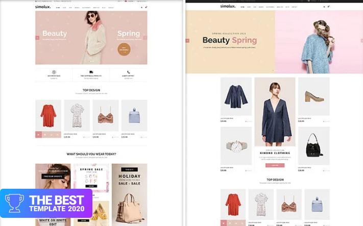 Somilux - Premium Responsive BigCommerce Theme - digital products award