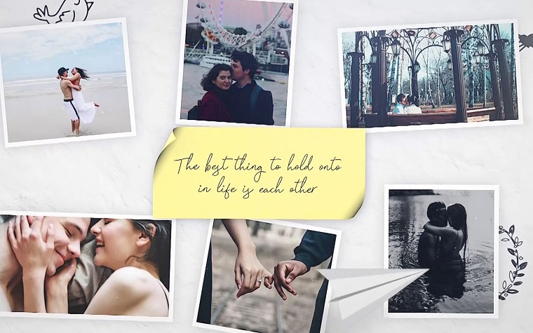 Brighter Moments Shining Wedding & Valentine's FCP Template