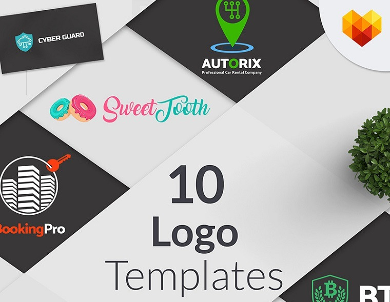 10 Professional Niche Business Layouts Template