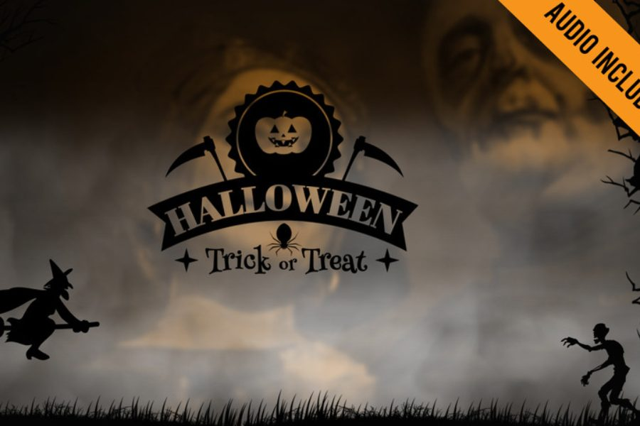 horror after effects templates