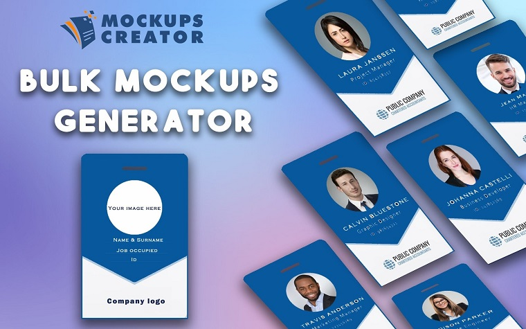 Mockups Creator - Automatic Mockups Generator WordPress Plugin.
