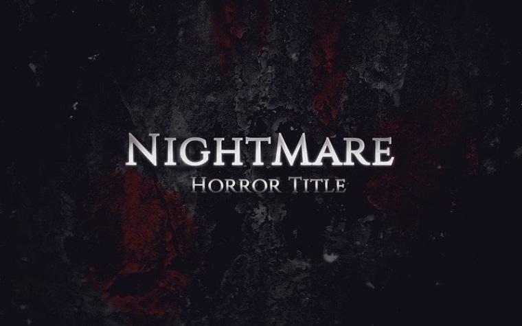 Nightmare Template