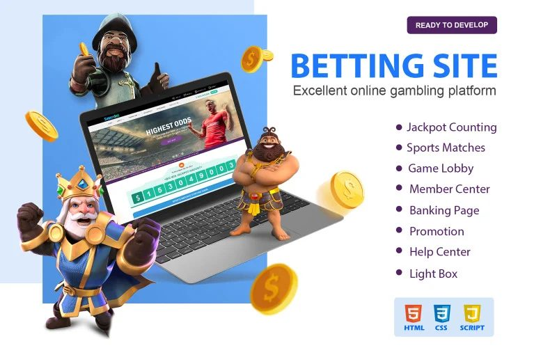 trendy-gambling-and-betting-website-template