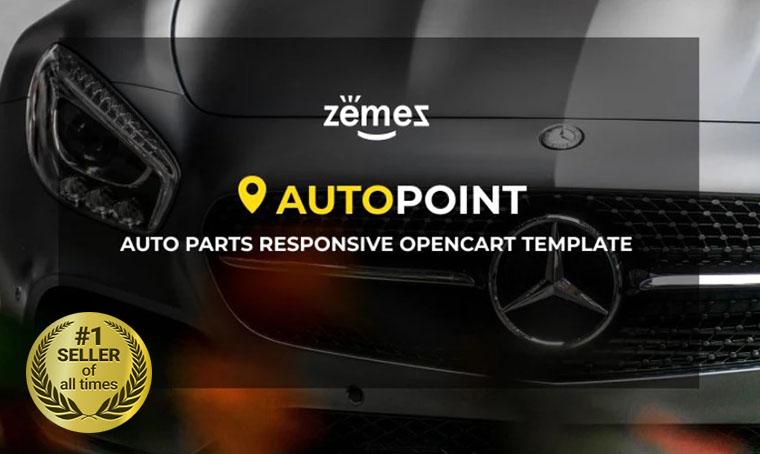 Autopoint OpenCart template