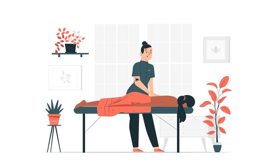 Massage Website Templates