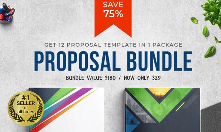 Proposal Bundle Corporate Identity template