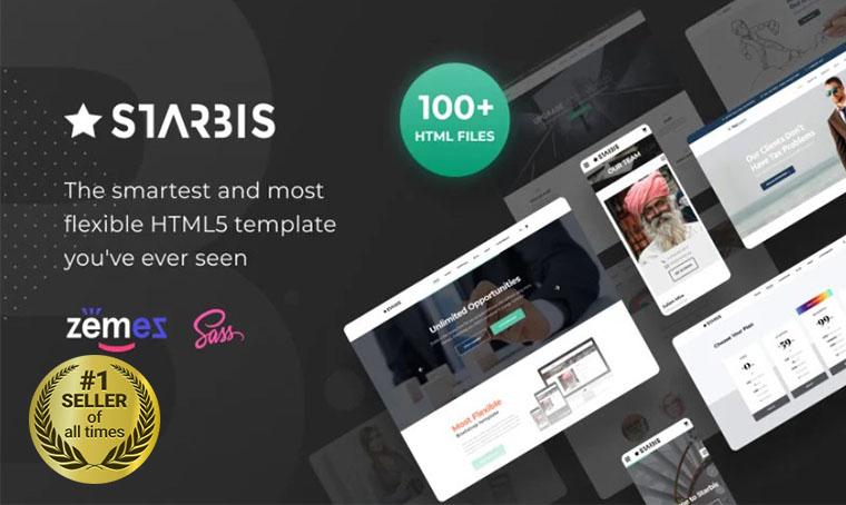 Starbis HTML5 digital bestseller