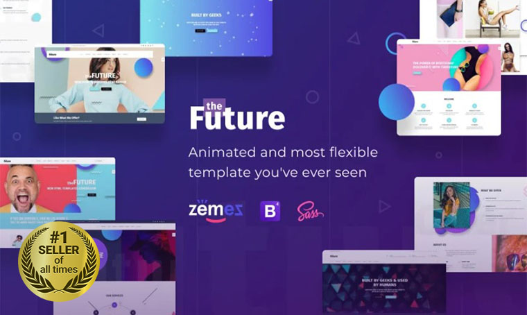 The Future HTML5 digital bestseller