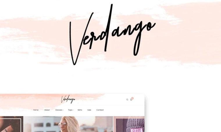 Verdango - Fashion Store WooCommerce theme