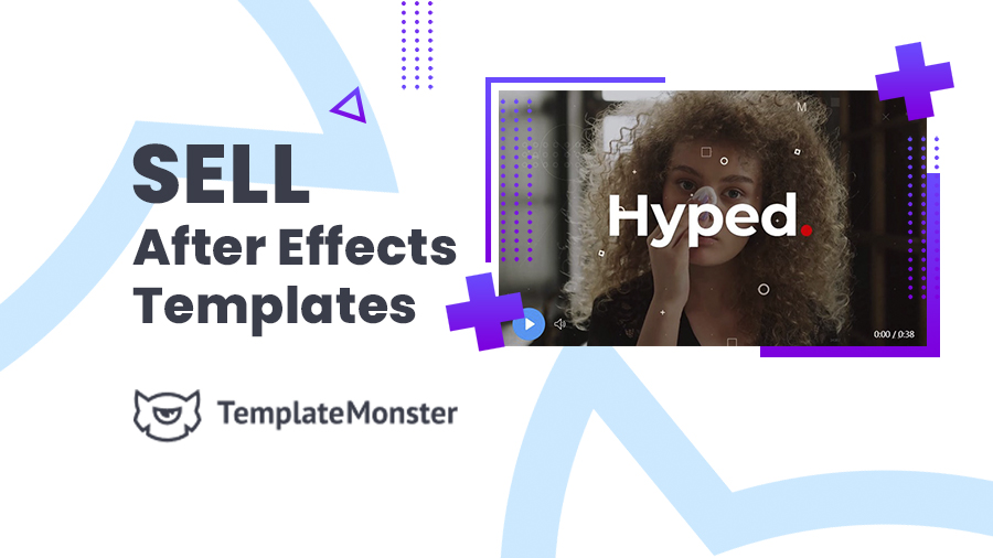 Sell After Effects Templates