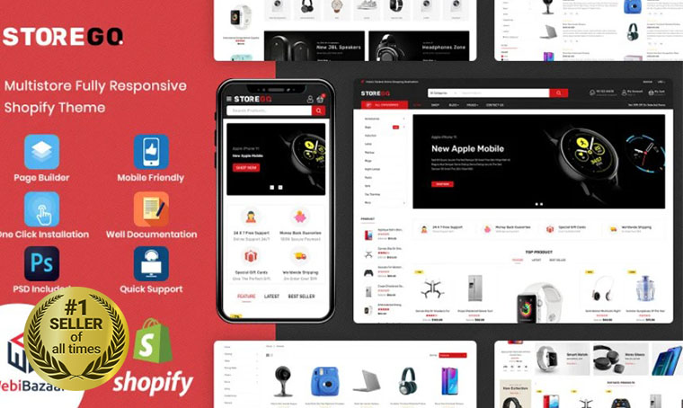 StoreGo Shopify theme