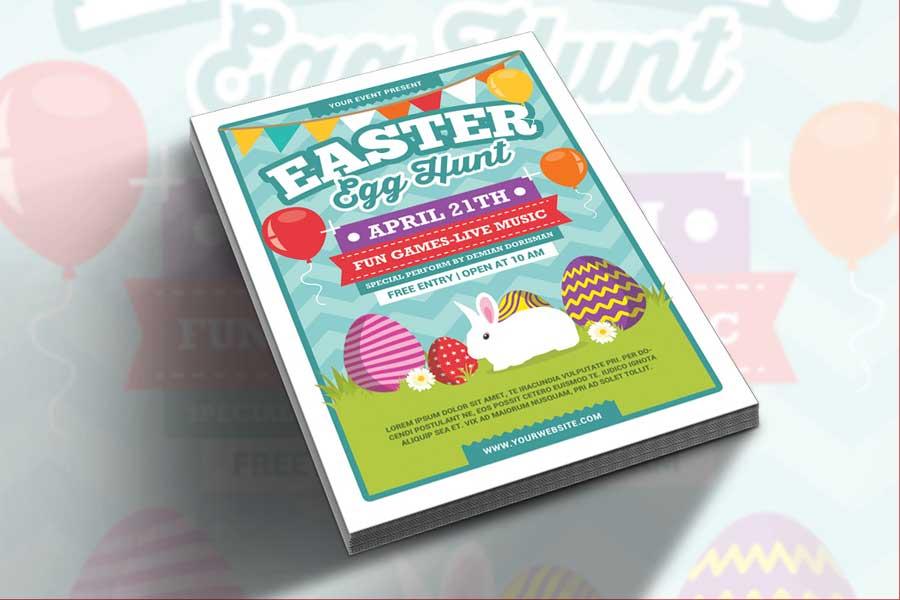 Egg Hunt – Corporate Identity Template