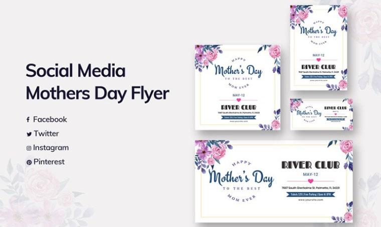 Mother's Day Social Media