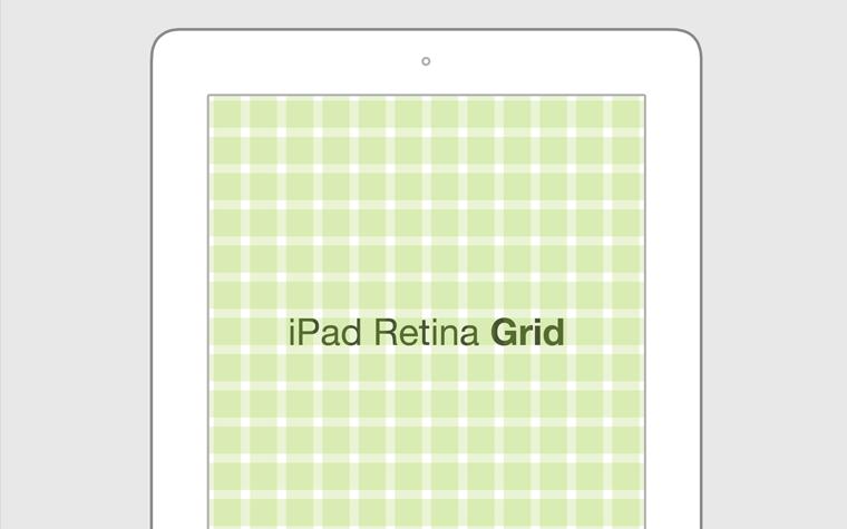 photoshop grid template