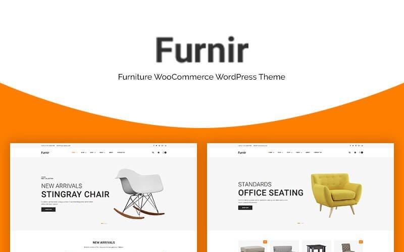 Fastest WooCommerce themes Furnir