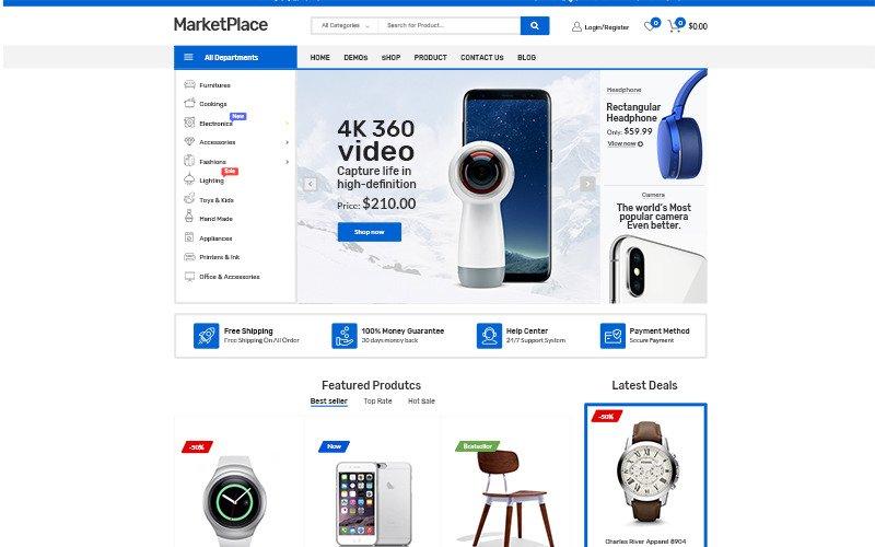 Fastest WooCommerce Themes Market Place