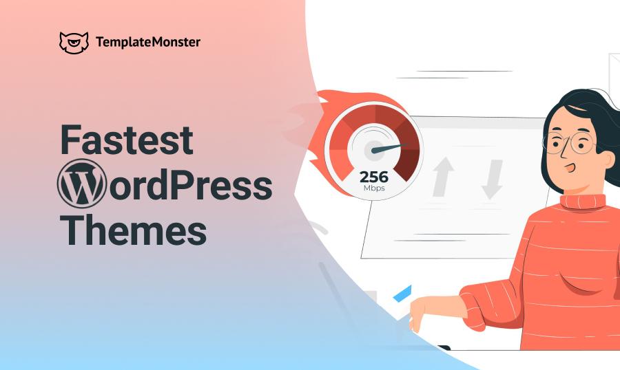 fastest wordpress themes main image