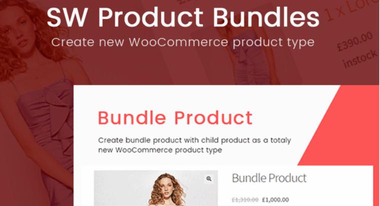 SW Product Bundles.