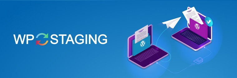 WP Staging plugin.