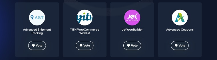 WooCommerce plugins.