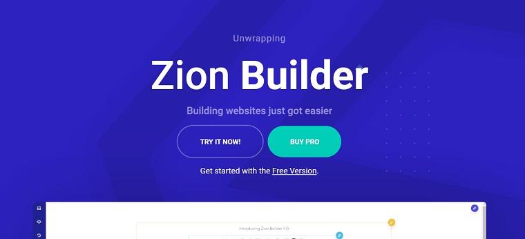 Zion Builder.