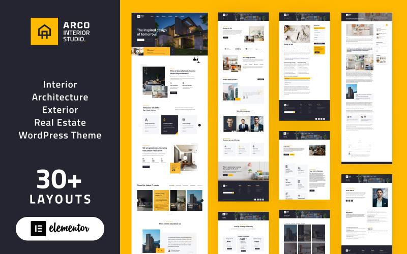 Top 65 Architecture WordPress Themes for Architect Portfolios 2021